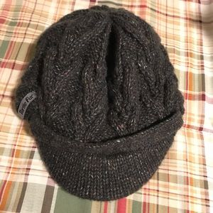 turtle fur Accessories - Turtle fur Simone visor beanie